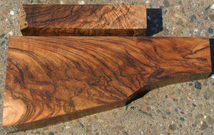 Walnut Gunstock Blanks | Salvaging and Reclaiming Urban Woods