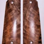 Highly Figured Walnut Pistol Grips!