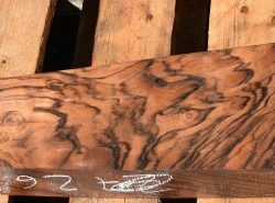 English Walnut Rifle Gunstocks