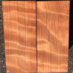 Figured Redwood