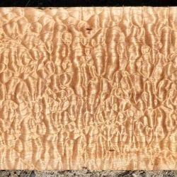 Quilted Maple Billets