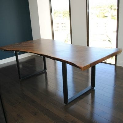 custom built hardwood furniture