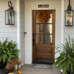 Custom Door Staining and Finishing
