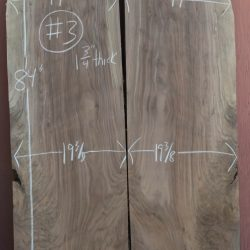 Walnut Wood Boards