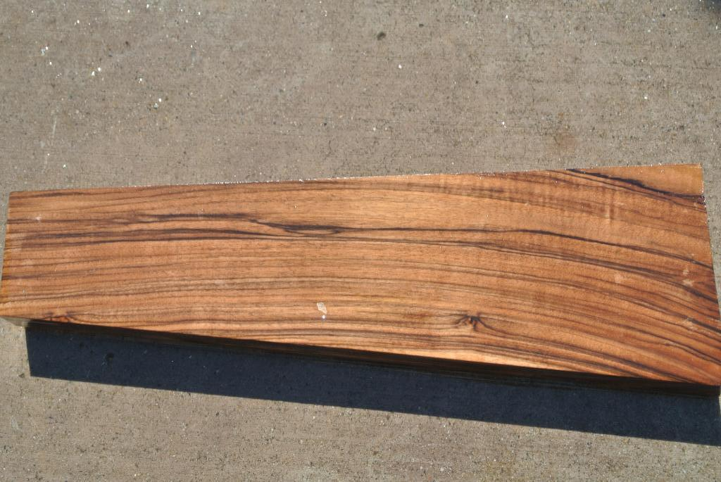 213 English Walnut Wood Gun Stock 2pc Blank