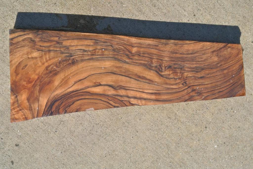 314 Hunski Select English Walnut Wood Gun Stock 2pc Blank