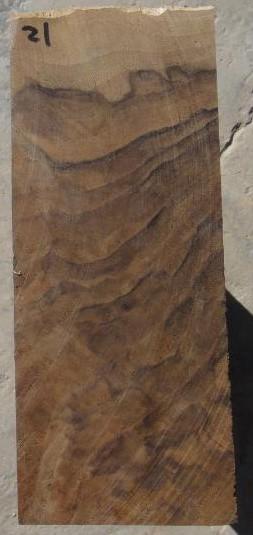 21 Claro Walnut Burl 2pc Gunstock Blank Salvaging And Reclaiming Urban Woods