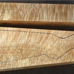 Maple Gunstocks