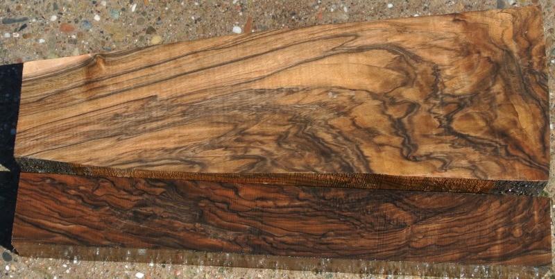 mr 18 dry hunski select english walnut 2pc gunstock blank 19 1 8 x6 7 8